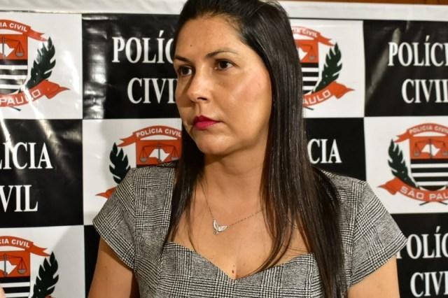 Juliana Ricci delegada