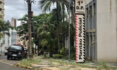 1 DP plantão policial
