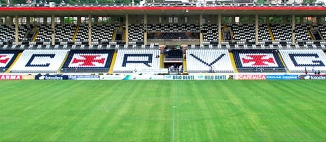 Vasco x Goiás 3ª fase da Copa do Brasil