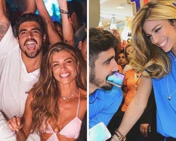 Fãs apontam clima entre Grazi e Caio Castro cinco anos antes do namoro
