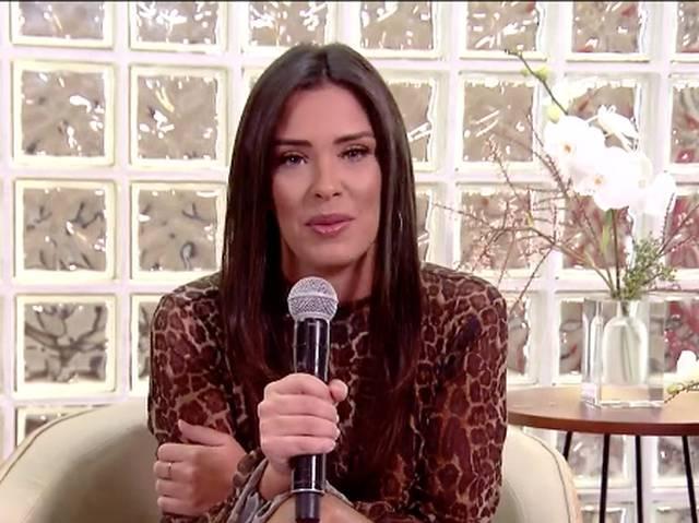 Ivy é entrevistada no 'Encontro com Fátima'