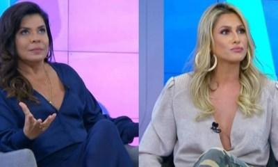 Mara Maravilha e Lívia Andrade são afastadas do Fofocalizando