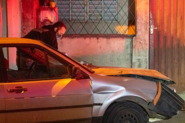 Mulher tem perna esmagada em Piracicaba por acidente de carro em alta velocidade
