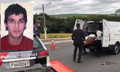 Acidente com motocicleta mata jovem de 26 anos