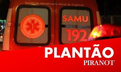 Homem é morto com cinco tiros nesta noite (28), em Piracicaba