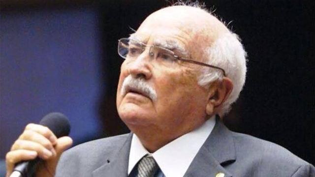 Wilson Braga, ex-governador da Paraíba, morre vítima da Covid-19