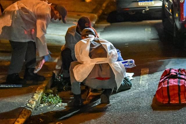 Pedestre tem fratura total após ser atropelado por carro em Piracicaba