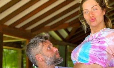 Bruno Gagliasso e Giovanna Ewbank - Reprodução