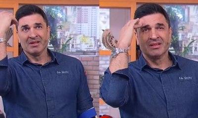 Edu Guedes retornou ao seu programa na RedeTV! - Reprodução