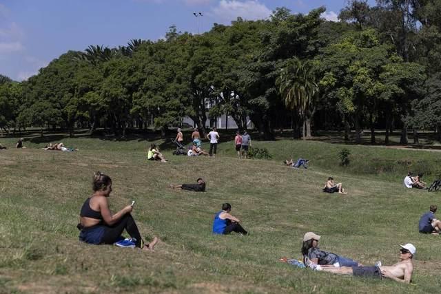 Prefeitura estuda reabertura de parques na capital paulista na próxima semana