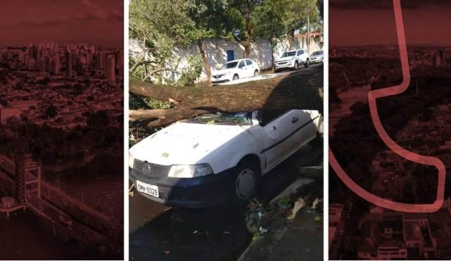 Pode chover forte novamente nesta terça (17), em Piracicaba, alerta CPTEC