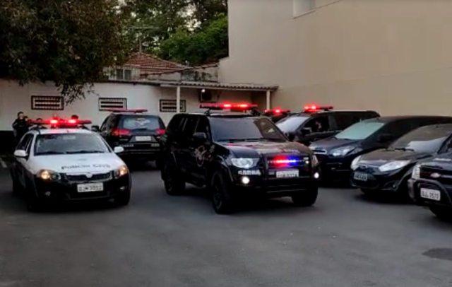 Polícia Civil de Piracicaba trabalha em megaoperação contra pedofilia na região