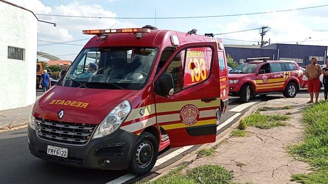 Em Piracicaba, grave acidente de moto deixa uma vítima no Vila Sônia