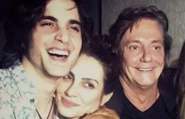 Ele, Cleo Pires e Fábio Jr