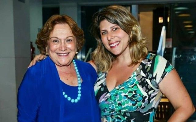 Uma foto de Vanessa Goulart e Nicette Bruno