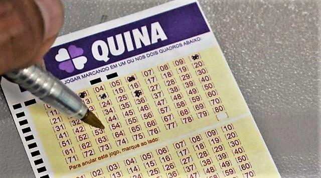 Resultado da Quina - concurso 5439 (11/12/2020); veja dezenas sorteadas hoje