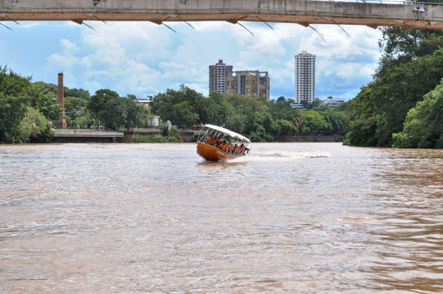 Rio Piracicaba bate recorde histórico de dezembro