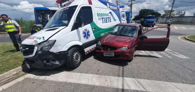 Homem rouba ambulância para fugir de teste de sobriedade após acidente de trânsito em Campinas (SP)