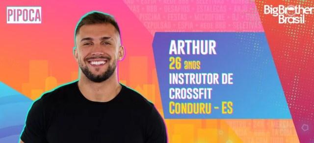 Arthur do BBB21
