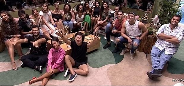 Participantes do BBB20 - Globo