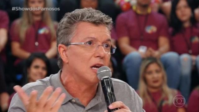 Boninho tem fama de carrasco na Globo - Reprodução