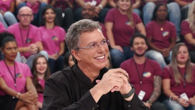 Boninho, diretor na Globo