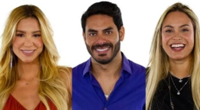 Enquete BBB Kerline, Rodolffo ou Sarah, vote no Paredão BBB21