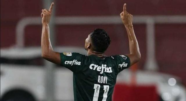 Palmeiras vence River por 3 a 0 na semifinal da Libertadores
