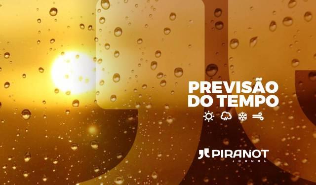 Previsão do Tempo em Piracicaba (SP): alerta de tempestade para a região é emitida pelo INMET