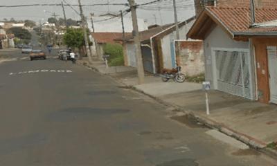 Rua onde ocorreu o acidente - Foto: Google Maps