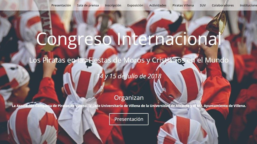 Congreso Internacional Pirata