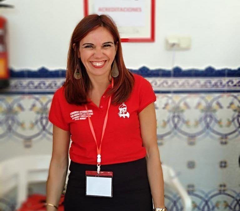 Susana Maciá, nuestra cronista