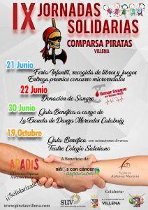 jornadasSolidarias2019 | Piratas Villena