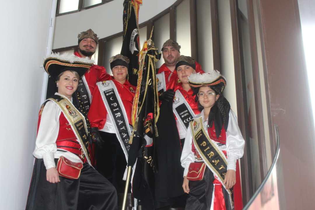 cargosPiratas2019 | Piratas Villena