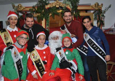 Visita Papa Noel 2019