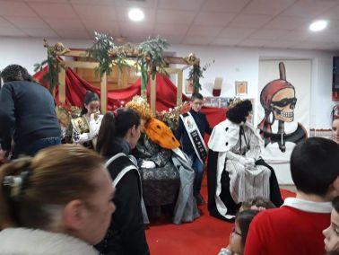 visitaReyesMagos2020 Piratas Villena 108 | Piratas Villena