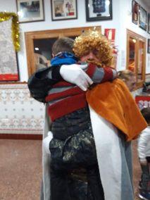 visitaReyesMagos2020 Piratas Villena 14 | Piratas Villena