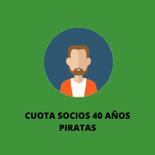 socio40 | Piratas Villena