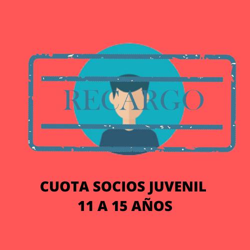 socio11 15 1 recargo | Piratas Villena