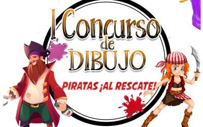 Concurso Dibujo – Piratas al Rescate