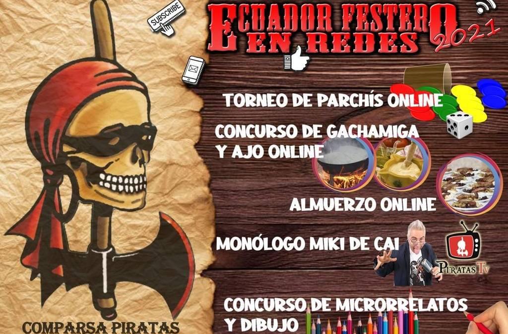Concurso parchís online – Comparsa de Piratas