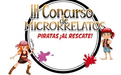 Concurso microrrelatos infantil – piratas al rescate