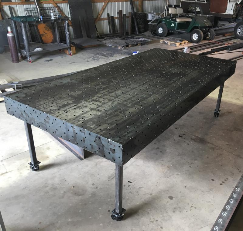 metal shop tables page 6 pirate 4x4