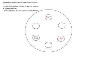 Warn 5 wire winch controller schematic?  Pirate4x4Com