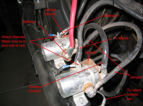 old ramsey winch wiring diagram 1970 johnson outboard motor