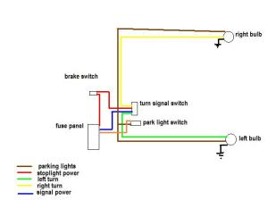 Brake  Running Light  Turn Signal Wiring  Pirate4x4Com