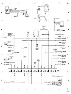 87 Suzuki Samurai Fuse Box Suzuki Vehicle Wiring Diagrams