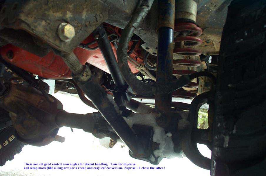 Dana 44 Front Axle Problems
