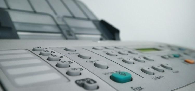 Fax bei Verwaltungen vs eIDAS recommandé