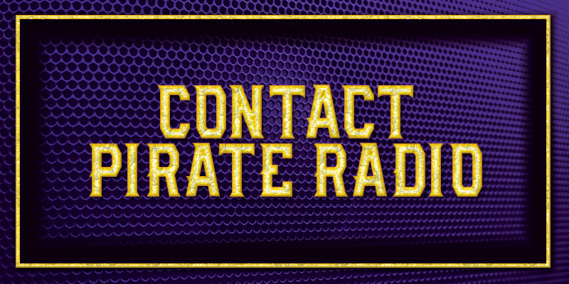 Pirate Radio 1250 & 930 AM – The Voice of the Pirate Nation